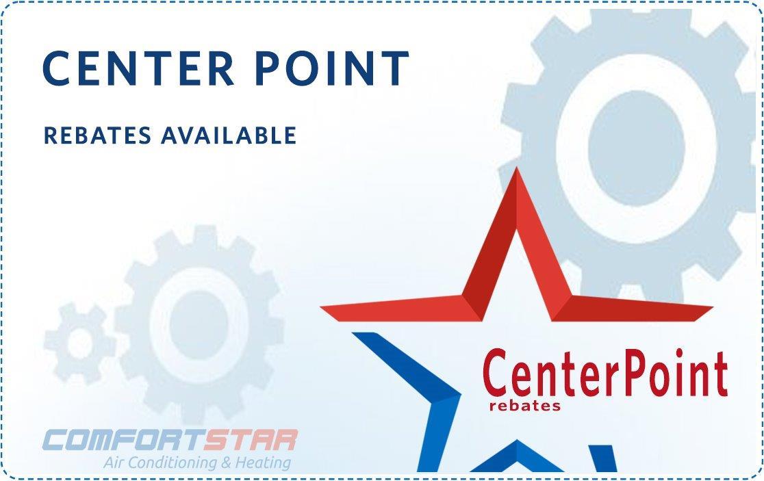 CenterPoint Rebates Coupon
