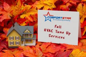 Fall Emergency Heating Maintenance