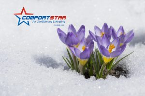Spring AC Inspection with Comfort Star Houston
