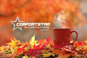 Comfort Star end of summer Heater services