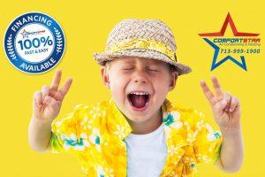 Summer AC repair tips by Comfort Star AC Houston