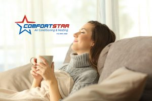 Comfortable and war home after heating repair services