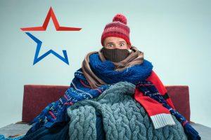Cold Winter Broken Furnace